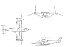 Bell XV-15 line drawing.png