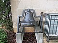Bell on display at the Moore County Courthouse.jpg