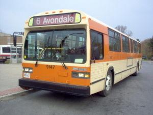 Belleville Transit - Image: Belleville Transit 9147
