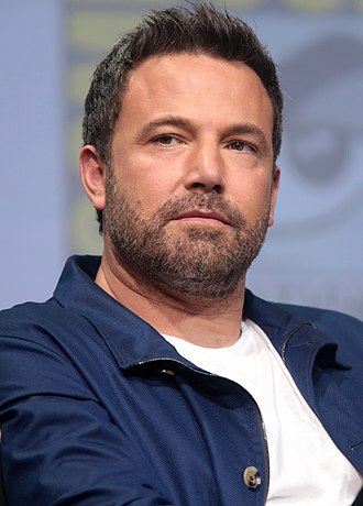 Ben Affleck - Affleck at the 2017 San Diego Comic-Con