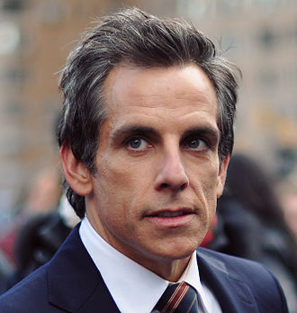 Tower Heist - Image: Ben Stiller in NYC Cropped