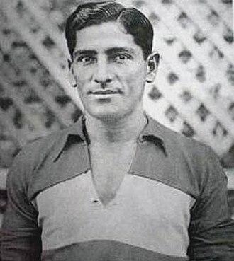 Delfín Benítez Cáceres - Image: Benitez caceres Boca