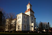 Benton County Courthouse Greg Keene.jpg