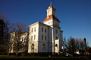 Corvallis, Oregon - Benton County Courthouse