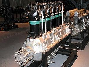 Benz Bz.IV - Benz Bz.IV