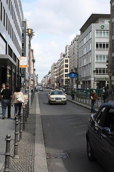 File:Berlin Friedrichstraße 20090711 9.JPG