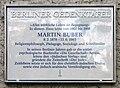 Berliner Gedenktafel Vopeliuspfad 12 (Zehld) Martin Buber.jpg