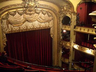 Bern Theatre - Interior