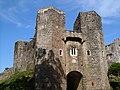 Berry Pomeroy Castle gatehouse - geograph.org.uk - 236336.jpg