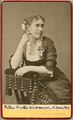 Bertha Wichmann, porträtt - SMV - H9 036.tif