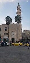 Bethlehem-Manger-Square