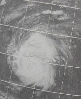 Hurricane Beulah Category 5 Atlantic hurricane in 1967