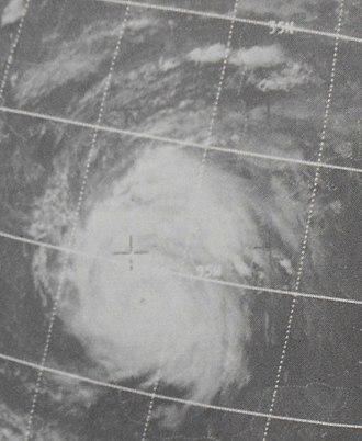 Hurricane Beulah - Image: Beulah Sep 1919671919z