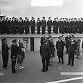 Bezoek Deense Koninklijke familie tweede dag Rotterdam bezoek Karel Doorman, Bestanddeelnr 906-4244.jpg