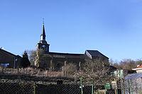 Bièvres (08 Ardennes) - Église Saint-Pierre - Photo Francis Neuvens lesardennesvuesdusol.fotoloft.fr.JPG