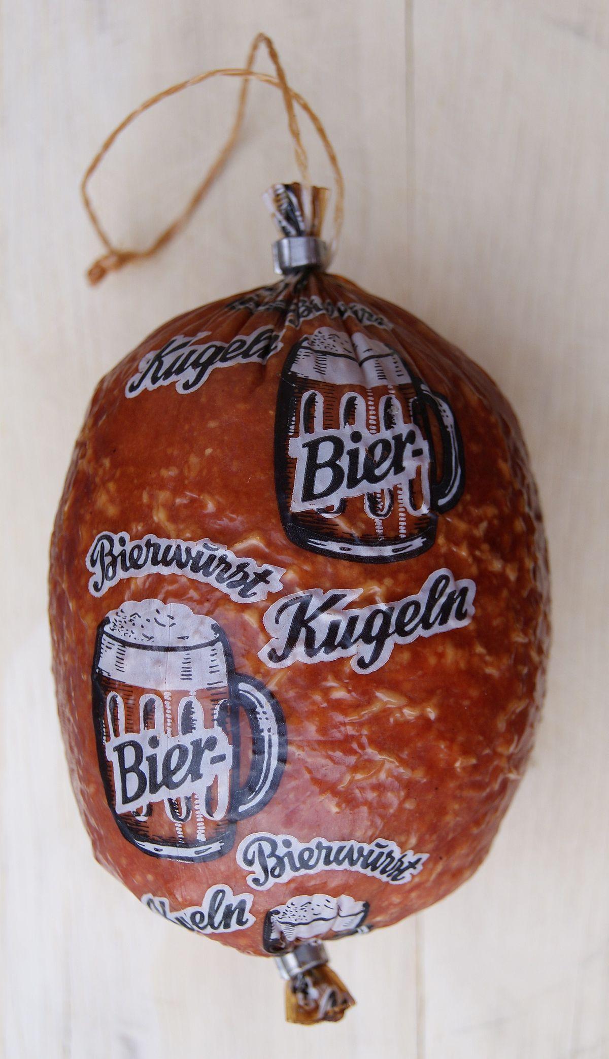Bierwurst Wikipedia