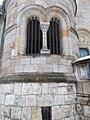 Bifora, Romanesque wing, Vajdahunyad Castle, 2018 Városliget.jpg