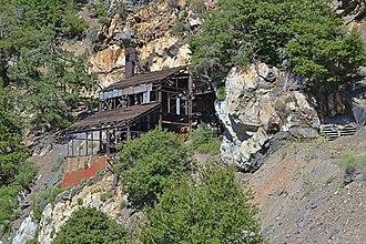 Sheep Mountain Wilderness - Big Horn Mine