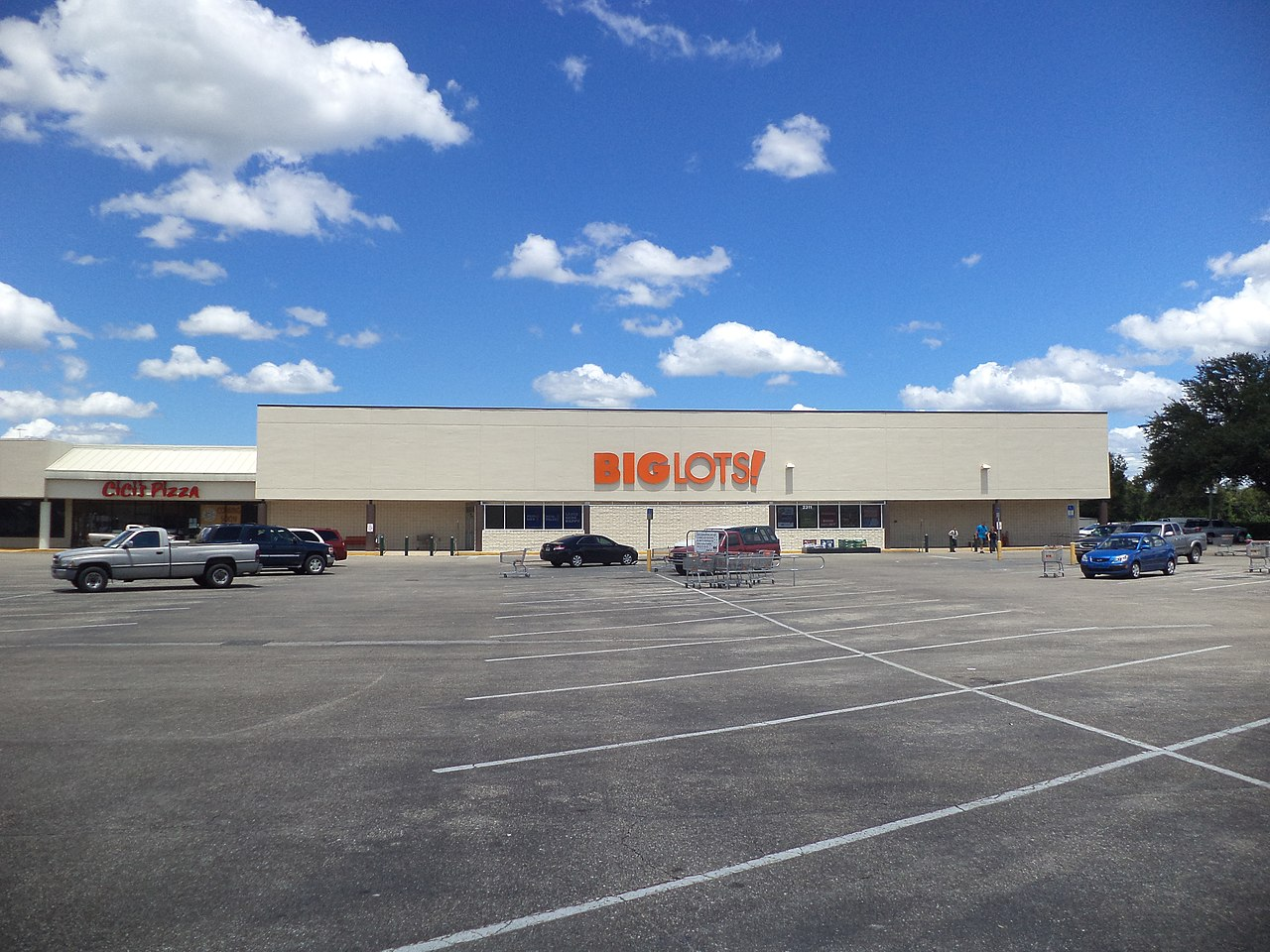 Big Lots Lot