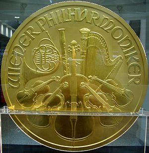 Vienna Philharmonic (coin) - Big Phil