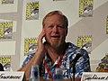 Bill Fagerbakke on Comic-Con panel (2009).jpg