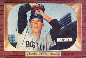 Bill Henry - Image: Bill Henry 1955