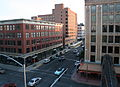 Billings, Montana. 1st av N and 27th downtown.JPG
