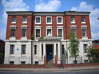Birmingham Accident Hospital Hospital in England