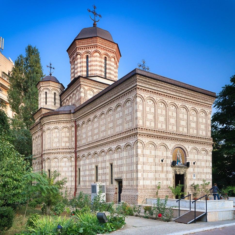 """Biserica """"Sf. Ierarh Nicolae"""" - Mihai Vodă - Exterior"""