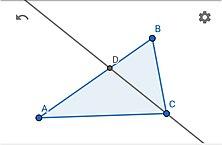 Bisettrice del triangolo