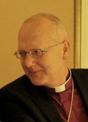 Alan Smith (bishop) - Smith in August 2011