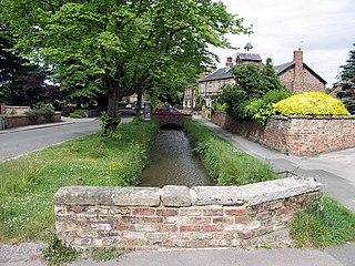 Bishop Monkton Village and civil parish in North Yorkshire, England