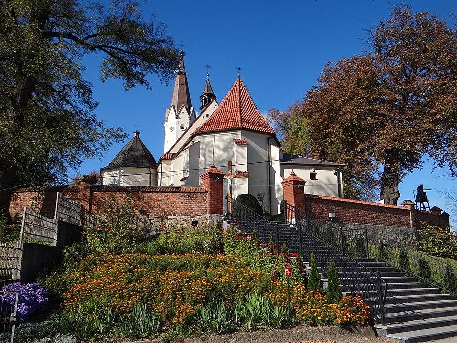 Biskupice, Wieliczka County