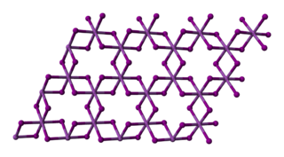 Bismuth(III) iodide chemical compound