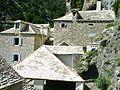 Blaca, jeskynni poustevna a klaster, fungujici 1460 - 1962).jpg
