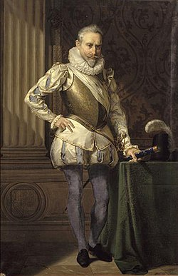 Blondel - Henri de La Tour d'Auvergne (1555-1623) - MV 983.jpg