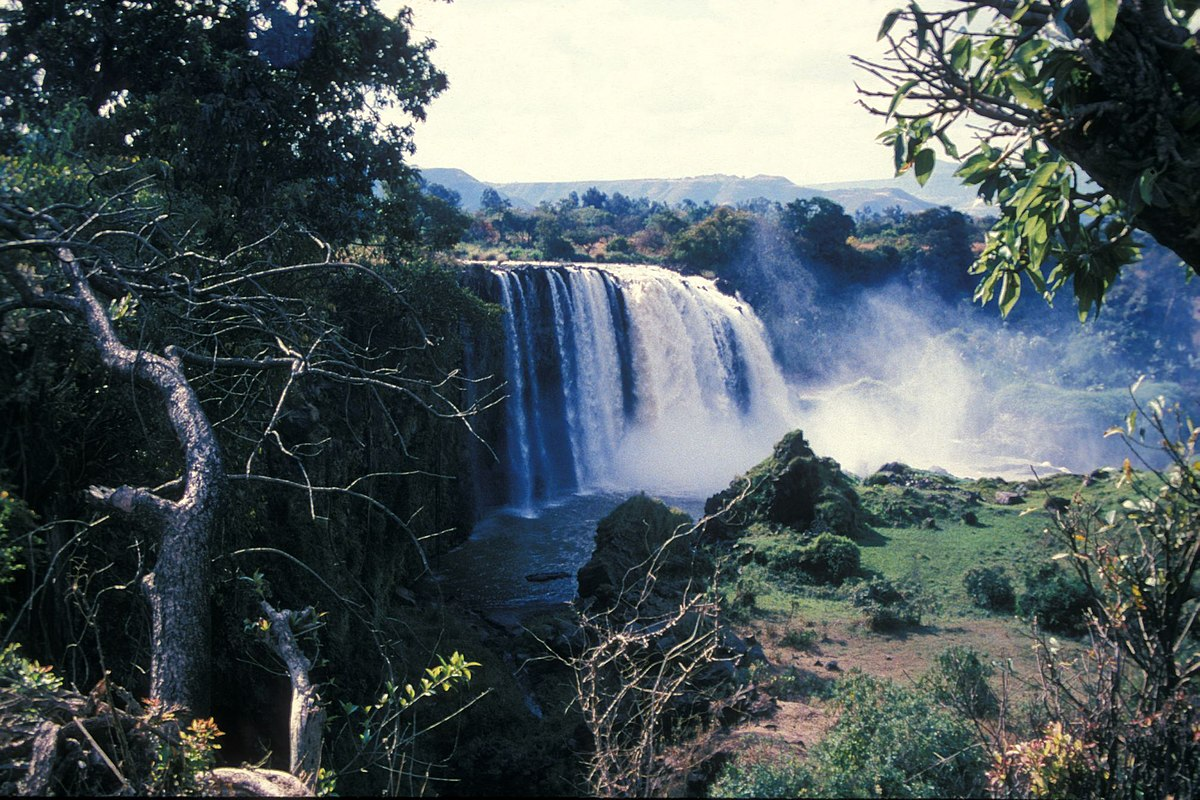 blue nile falls wikipedia