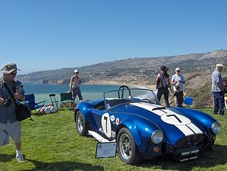 Carroll Shelby - 1965 AC Cobra 427 (North America)