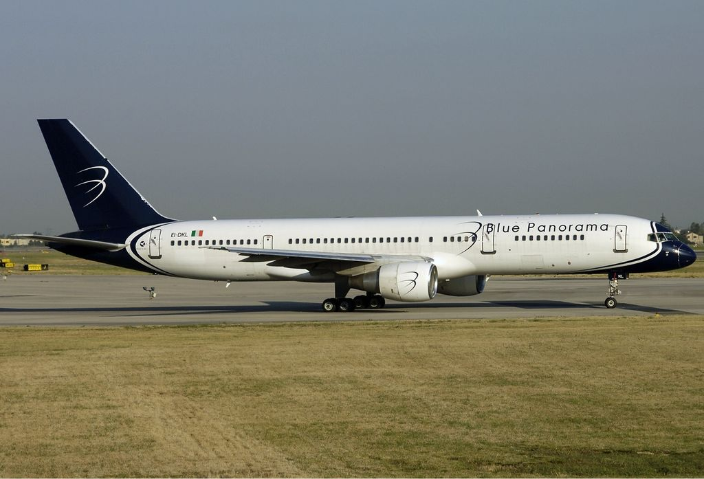 Авиакомпания Блу Панорама Эйрлайнз (Blue Panorama Airlines). Официальный сайт.2