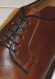Lacing Derby Shoes