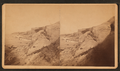 Bluffs from path south of S. Light looking south, by H. Q. Morton.png