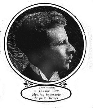 Lévy, Lazare (1882-1964)
