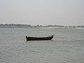 Boat in river Godavari at Kapileswarapuram 03.JPG