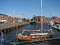 Boats in the dock at Hull - geograph.org.uk - 1203153.jpg