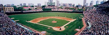 Chicago Cubs vs Boston RedSox - Interleague play in June, 2005