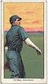 Bob Ewing, Cincinnati Red, baseball card portrait LCCN2008675154.jpg