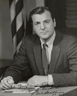 Bob Mathias - Image: Bob Mathias Congress