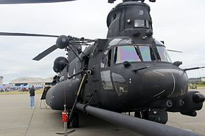 Boeing MH-47G Heavy Assault Helicopter (7626822398).jpg