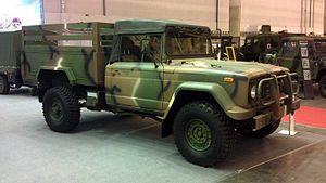 Kaiser Jeep M715 - KIA KM450
