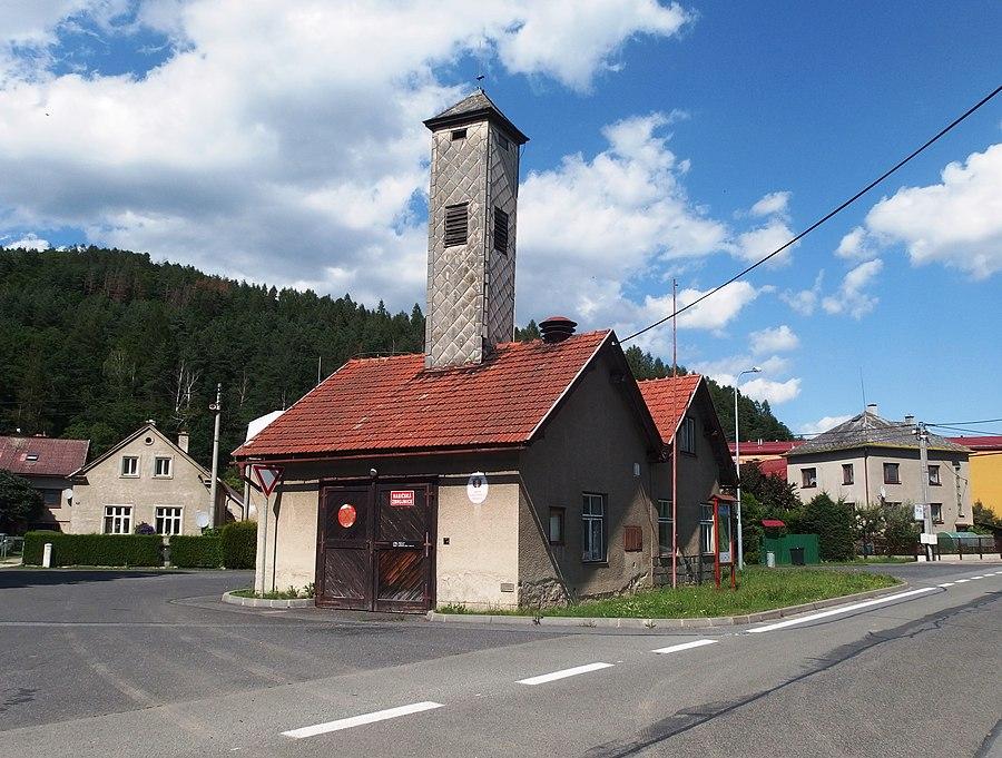 Bohutín, Šumperk District
